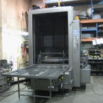 Custom-Built Quadra Jet Aqueous Industrial  Parts Washers